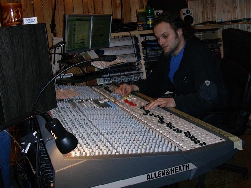 Studio Faust Records - Sound Engineers